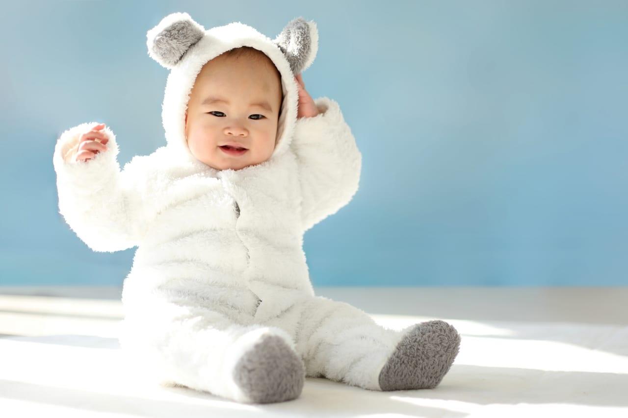 赤ちゃんイメージ画像